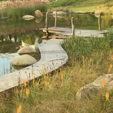 Adelheid Boll Garten der Seele